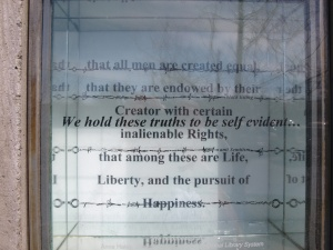 Yakima holds these truths to be self evident.