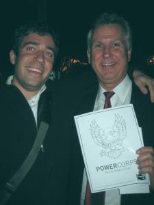 Larry Phillips, a huge fan of PowerCorps