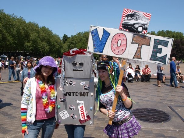 Everybody loves VoteBot