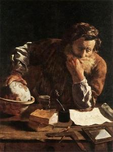 A scholar.