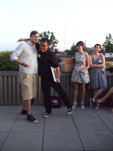 Dan, Ben, Mollie, & Wendy