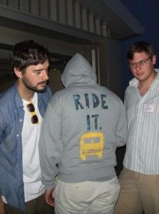Toby, Mori, & Dan
