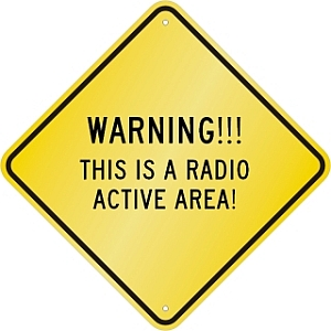 Radio is active.