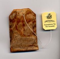 This is a teabag, joke as you see fit.