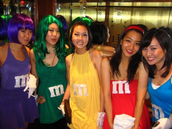 The M&M Ladies