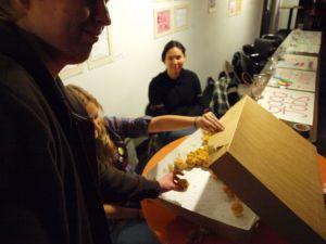 Cupcakes! Thank you Cupcake Royale!